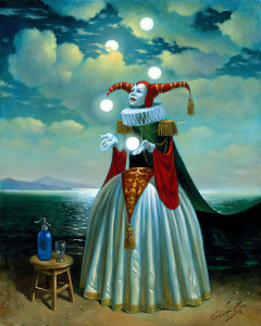 """Fifth Element""(2015), Michael Cheval"