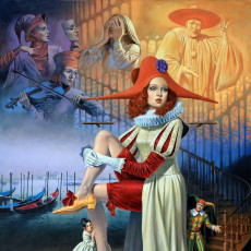 Michael Cheval Park West Gallery
